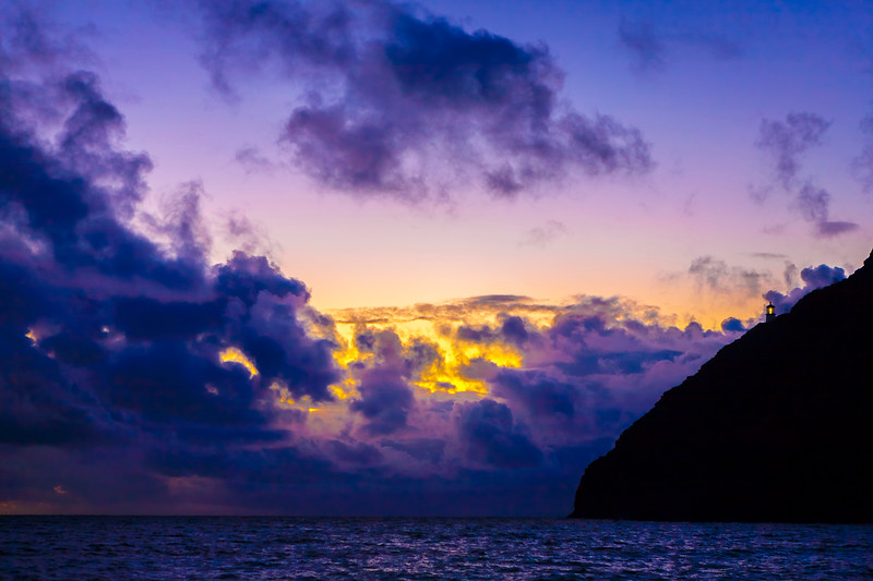 Makapu'u  Sunrise  9.7.13