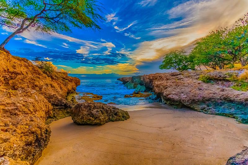 Pohakulani Park Nanakuli Oahu, Hawaiii