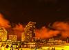 Tapa Tower Hilton Hawaiian Village / Fireworks 11.1.13 Oahu, Hawaii
