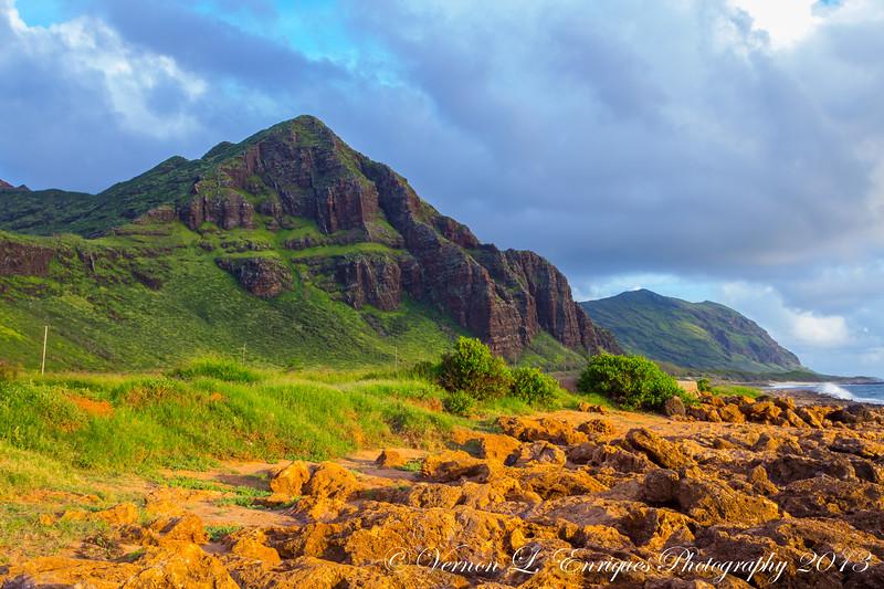 Makaha, Oahu, Hawaii   4.29.13