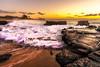 Sandy Beach Sunrise 12.9.13