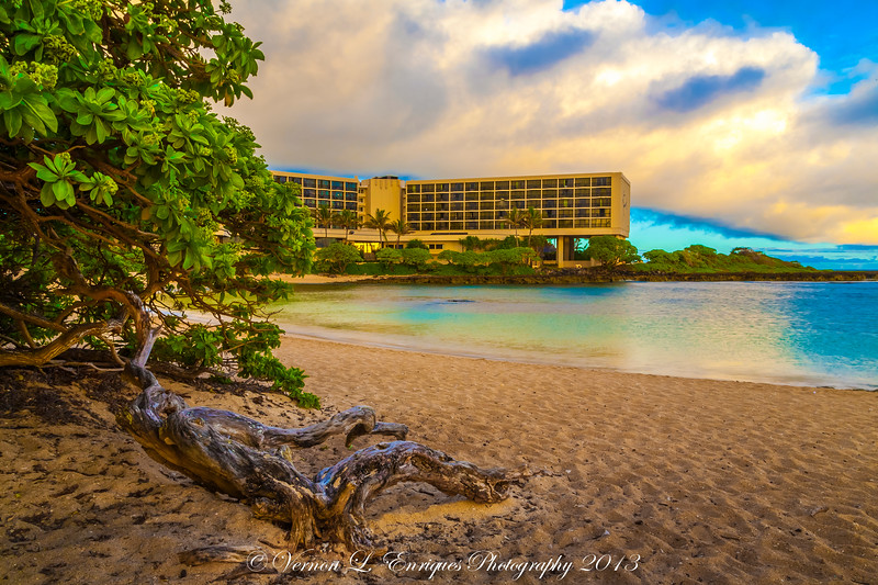 Turtle Bay Hilton / Sunrise / 5.31.13