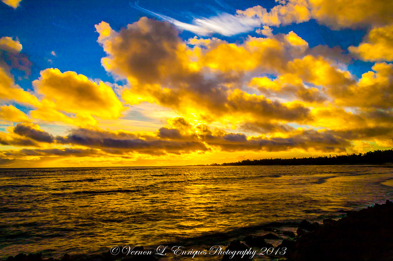 Turtle Bay Hilton / Sunrise / 5.31.13