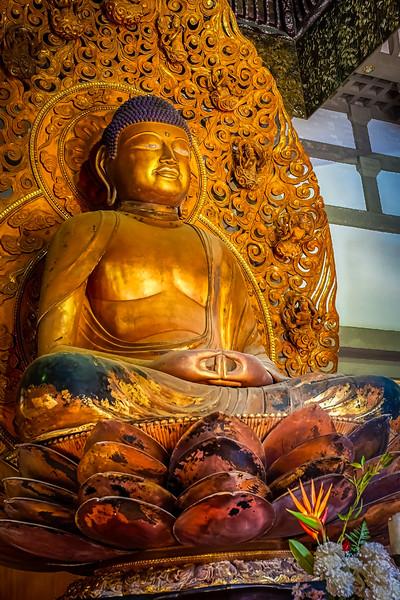 Byodo-In Temple  Kaneohe, Hawaii  9.14.13