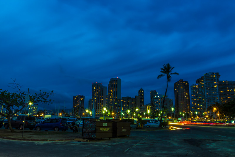 Waikiki Night Shots