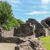 Oakhampton Castle - Devon (July 2013)