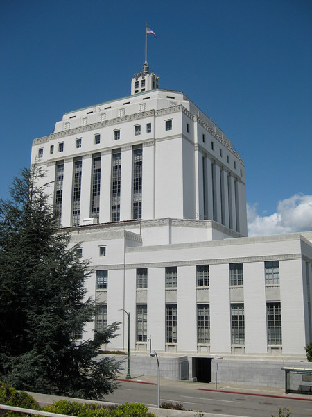 Alameda County Courthouse