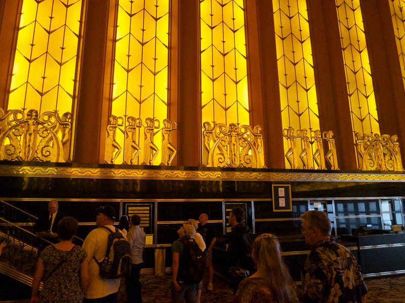 Grand Lobby wall<br /> 09 Paramount Theater 2013-08-17 at 10-06-16