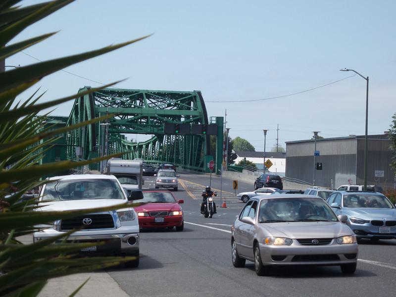 High Street Bridge<br /> Oakland  2014-04-12 at 12-18-49