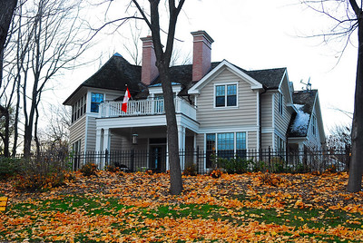 Lakefront Home  Oakville Ontario
