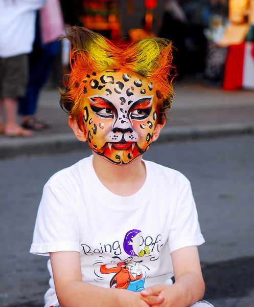 Face Painting<br /> Toronto Street Festival