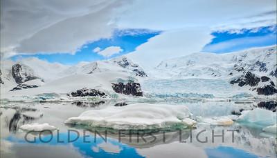 Paradise Harbor, Antarctica
