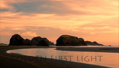 Myers Creek Beach, Oregon