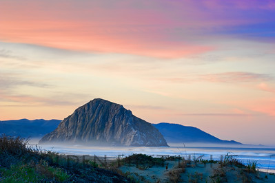 Morro Rock, Morro Bay California