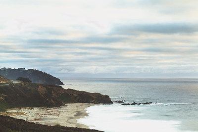 Point Sur, Big Sur, California