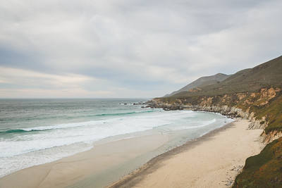 Garrapata Beach, Carmel, California