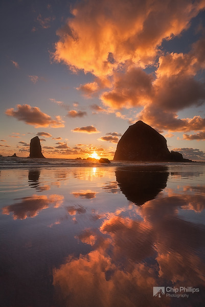 """Cannon Beach Sunset""