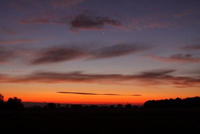Sunrise, Glenn County (1 of 9)