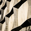 Wall of Beinecke Rare Book Library<br /> Yale University<br /> New Haven, CT