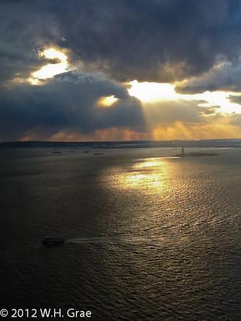Office View Shots, Jan 2012