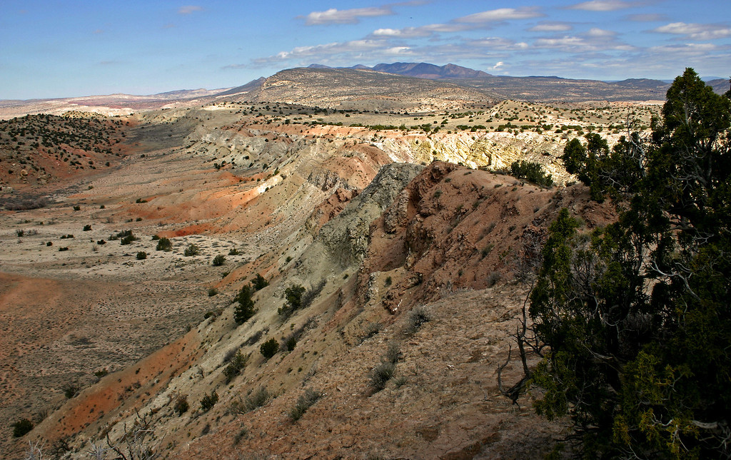 Ojito Springs panorama