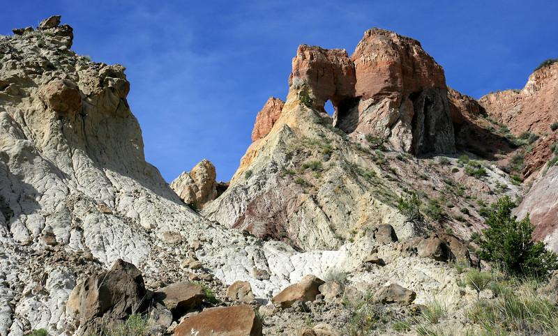 Otero Wilderness arch