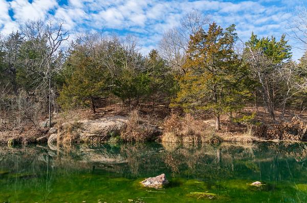 Chickasaw National Recreation Area, Oklahoma
