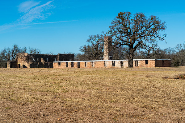 Fort Washitak National Historic Landmark in Oklahoma