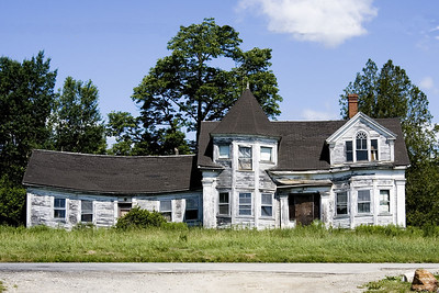 Old House, arcitecture, Maine, old home, house, abandoned, falling down, home, haunted, house
