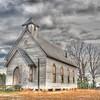 Oaky Grove Methodist Church, Clayton, NC Oaky Grove Methodist Church, Clayton NC, Chris Rodier Photography