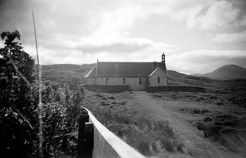 Braes of Rannoch Church, 1930s?