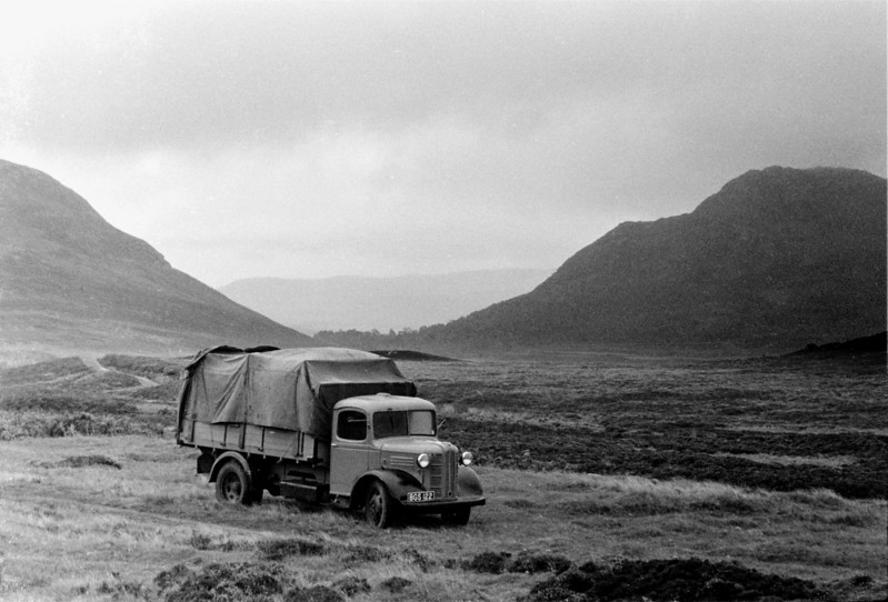 1964. Between Leagag and Crosscraig