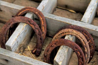 Old West #7 Horseshoes