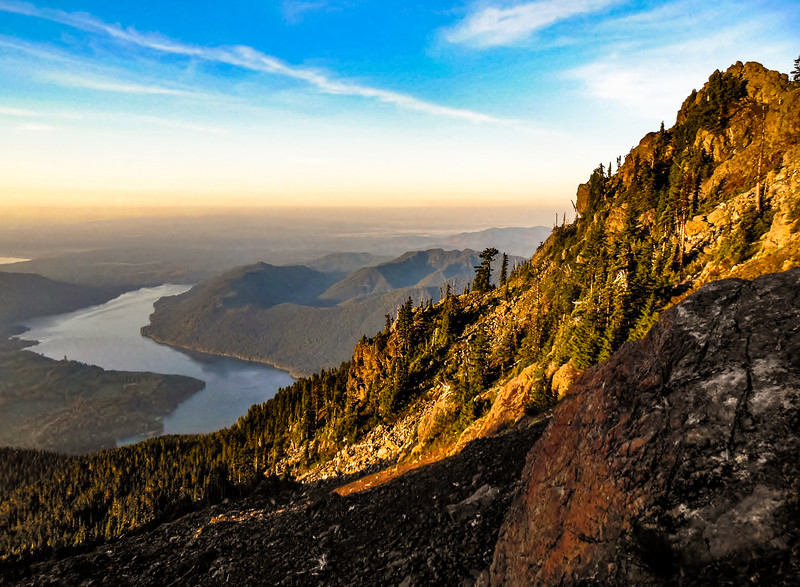 Mt Ellinor Sunrise