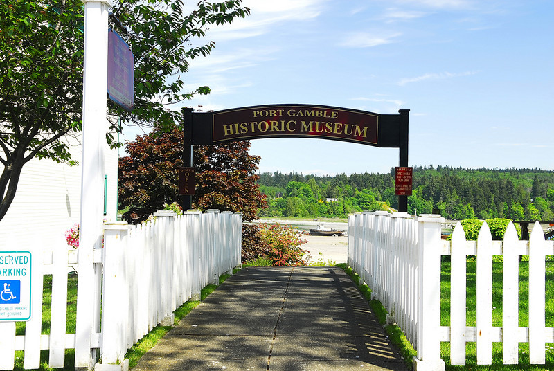PORT GAMBLE MUSEUM