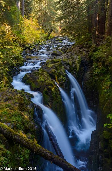 Sol Duc Falls Fall 2015