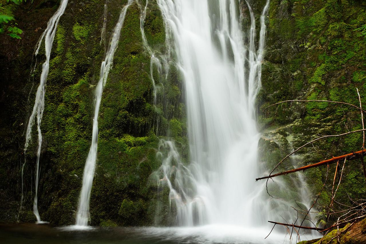 Madison Falls, Elwha River Valley