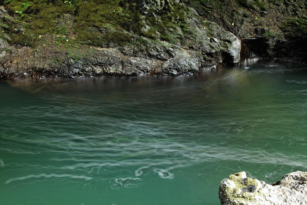Hoko River Falls