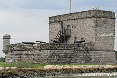 Ft. Matanzas on Rattlesnake Island, Matanzas Inlet. Get notifications via: