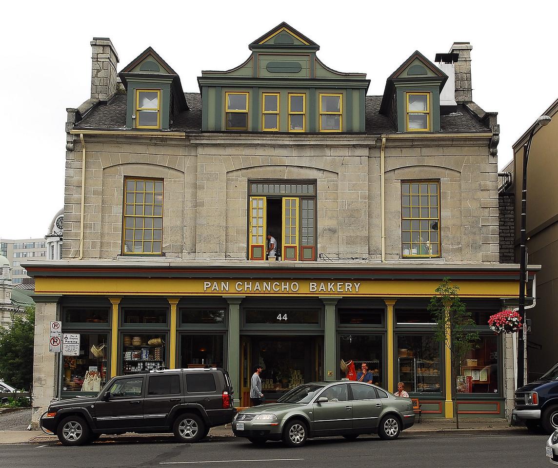 Kingston Ontario's famous Bakery