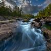 The North, Chutes Provincial Park