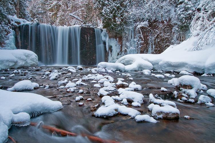 Hogg's Falls<br /> Flesherton, Ontario