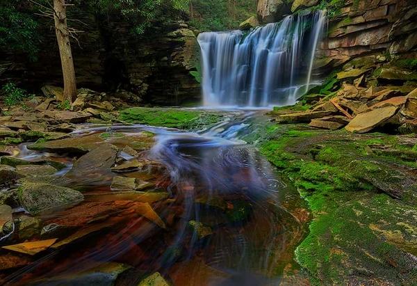 Elakala Falls, Blackwater Falls State Park