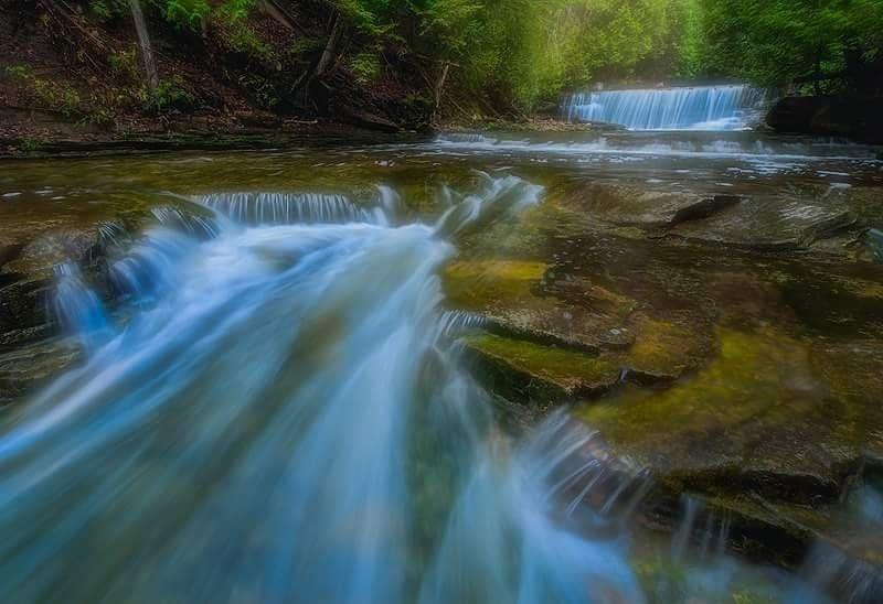 Canning Falls, Mono, Ontario