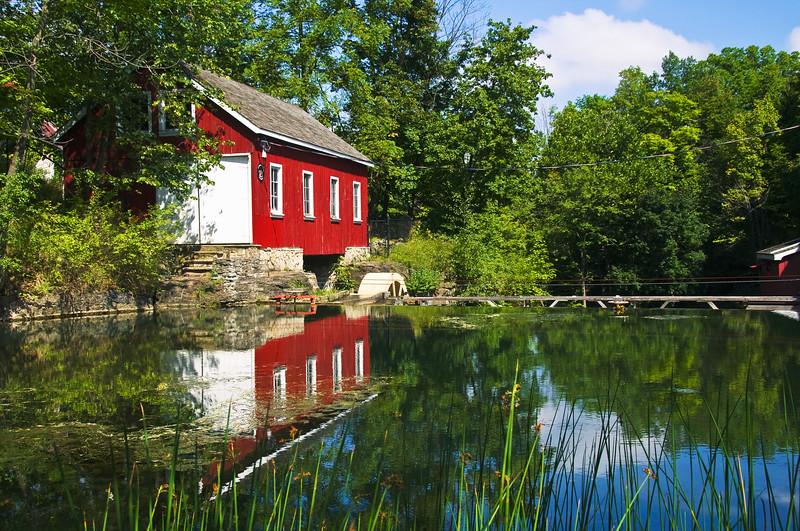 Morningstar Mill<br /> DeCew Falls<br /> Near St Catharine's, Ontario