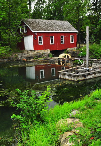 Morningstar Mill<br /> DeCew Falls<br /> Near St Catharine's, Ontario