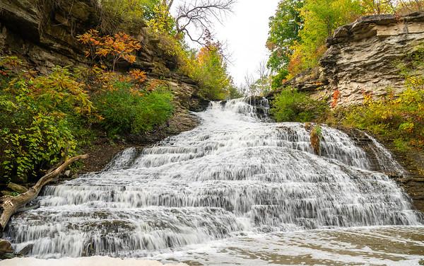 Autumn Beamer Falls