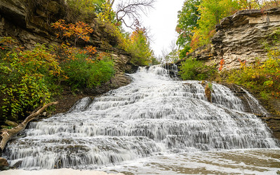 Autumn Beamer Falls