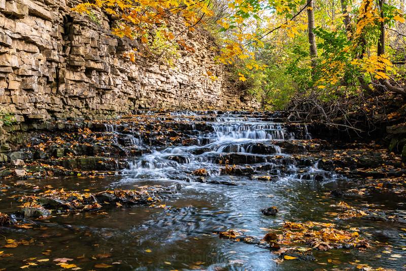 Autumn Felker's Falls
