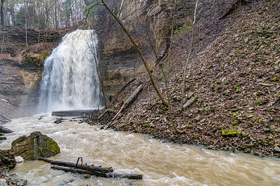 Tiffany Falls Post Flood